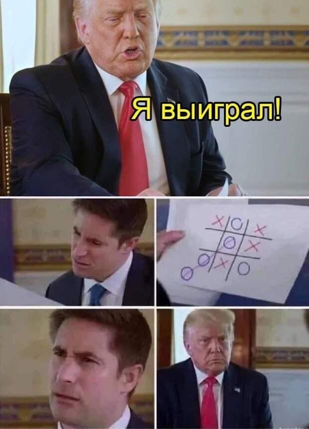 Трамп про выборы