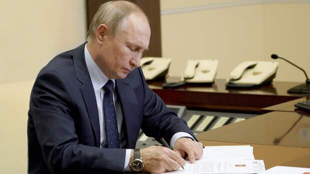 Путин подписал закон о квоте для социальной рекламы в интернете