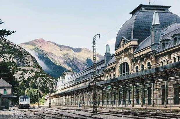 Вокзалы, ставшие достопримечательностями