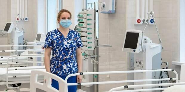 Депутат МГД отметила увеличение объемов оказания плановой медпомощи в лечебных учреждениях Москвы. Фото: mos.ru