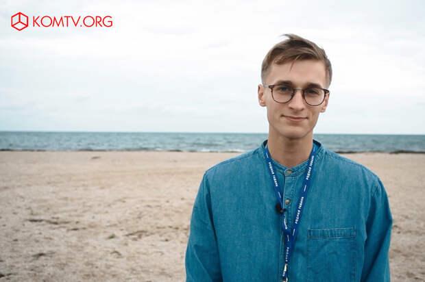 Богдан, студент Академии строительства и архитектуры города Симферополя