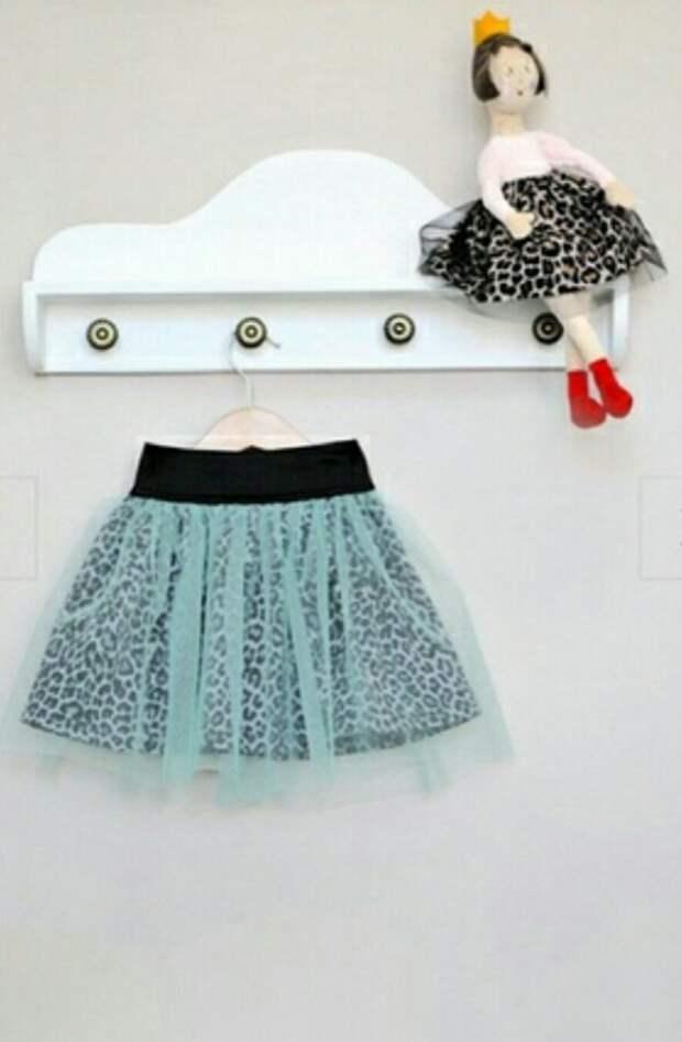 Детский повтор юбки Fornarina