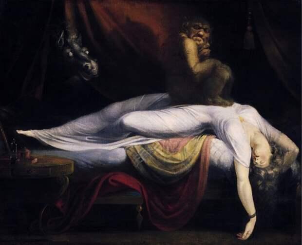 Сонный паралич действительно существует загадки, сны, тайны, удивительное рядом