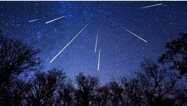 Жители Московского региона увидят звездопад в ночь на 21 октября