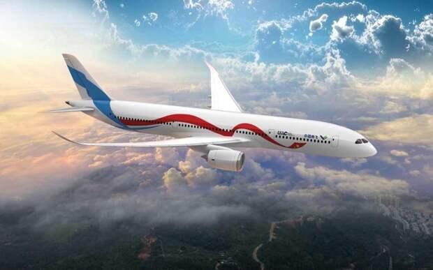 Шесть компаний направили предложения по разработке двигателя для российско-китайского самолета CR929