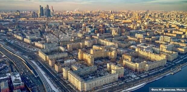 Депутат МГД Гусева отметила четкую социальную направленность принятого бюджет Москвы. Фото: М. Денисов mos.ru