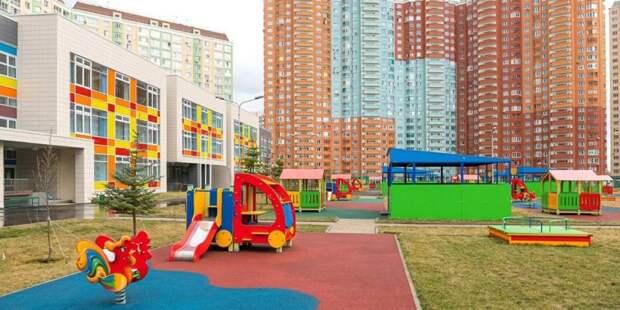 Ракова: В детских садах Москвы сохранится свободное посещение. Фото: mos.ru
