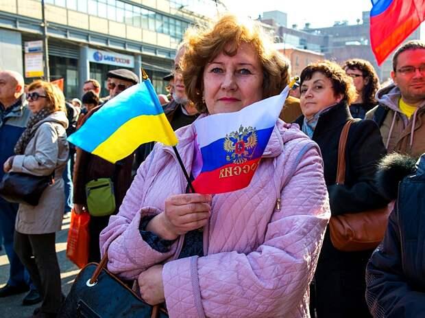 За что Украина должна благодарить Россию