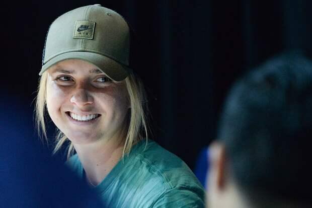 Свитолина вышла в полуфинал турнира в Майами, где сыграет с Барти