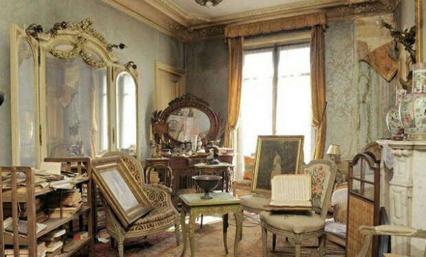 Квартира-призрак где жил художник: дверь не открывали 70 лет