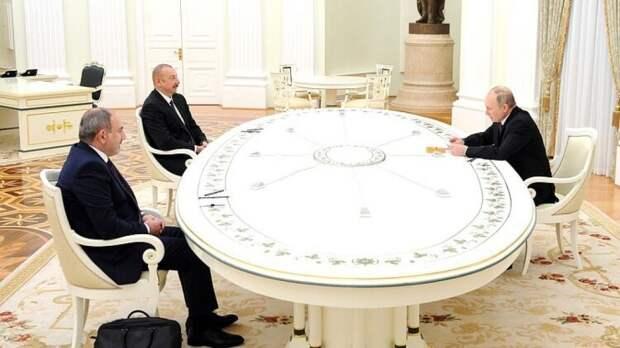 Алиев и Пашинян прошли медицинское обследование перед встречей с главой РФ