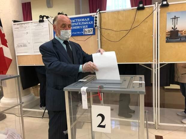ЦИК опубликовала предварительные результаты выборов в городах Удмуртии