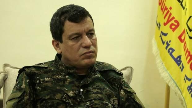 Сирия новости 9 ноября 07.00: авиаудар по КСИР близ Абу-Кемаля, Абди заявил о «полном выводе SDF» с севера Сирии
