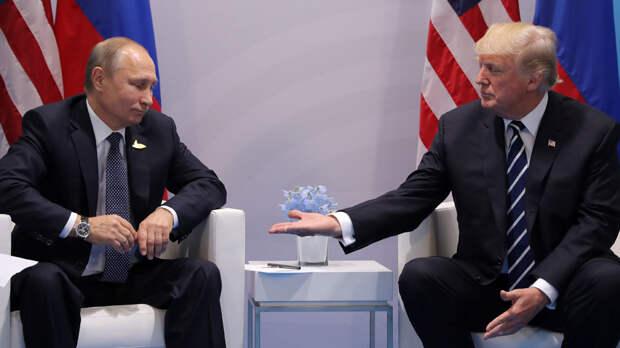 Признать Крым, отменить санкции: Трамп готов на все ради поддержки Путина