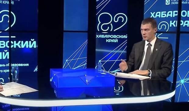 Дегтярев привлек 2 млрд рублей на социальные нужды хабаровчан