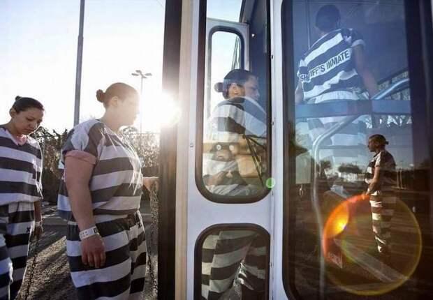 Estrella женская тюрьма в США