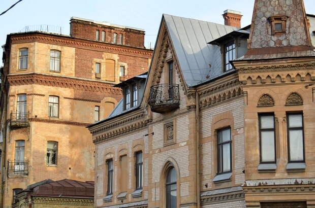 Вид особняка с другого ракурса. /Фрагмент фото korolevvlad, arch_heritage