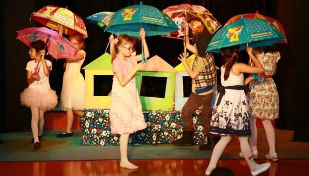 В Подмосковье будут развивать детские театры