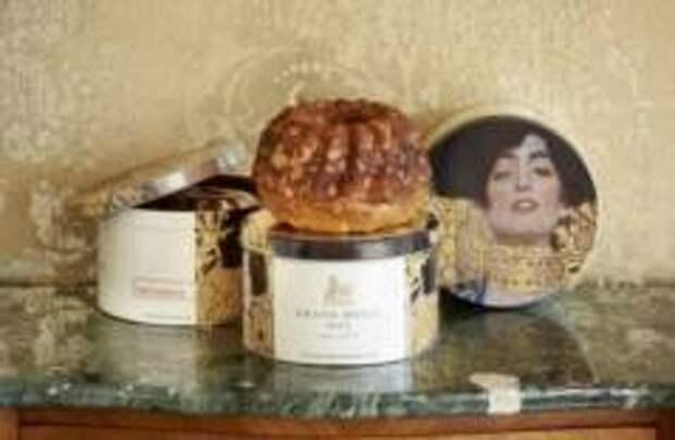 Гранд-отель Вены создал десерт совместно с Галереей Бельведер
