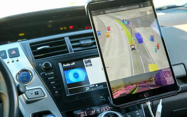 В Москве на дороги выехали беспилотные автомобили