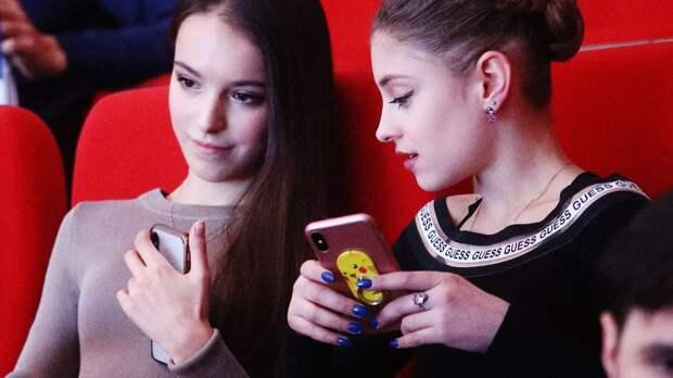 Фигуристка Косторная завела аккаунт в тиктоке