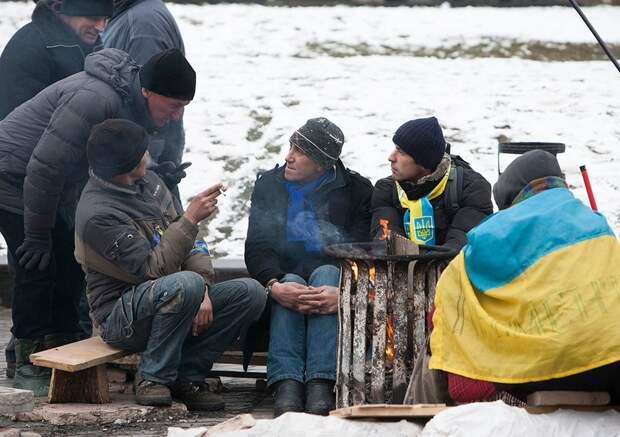 В президенты Украины идут бомжи