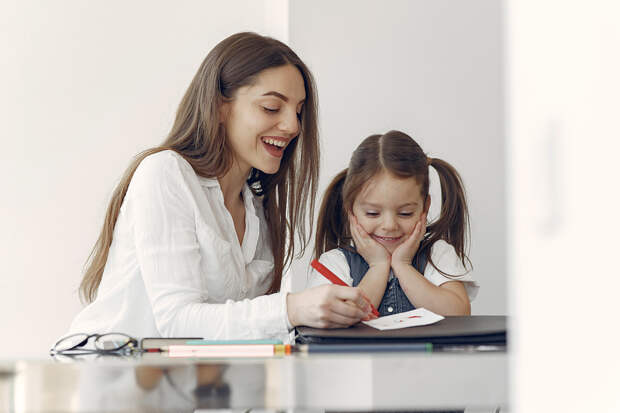 Как помочь ребёнку стать организованным