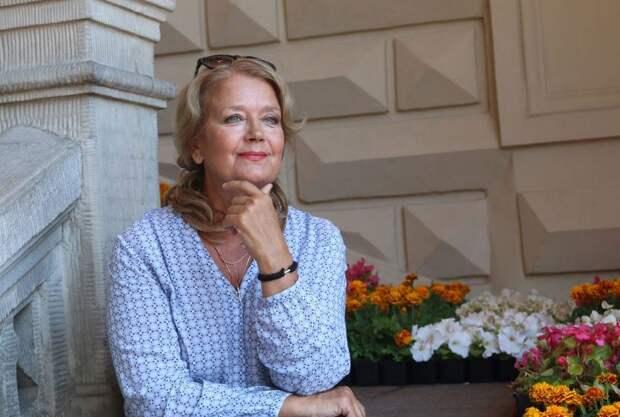 Ирина Алферова: как оставаться красивой в 69 лет. Все о питании актрисы