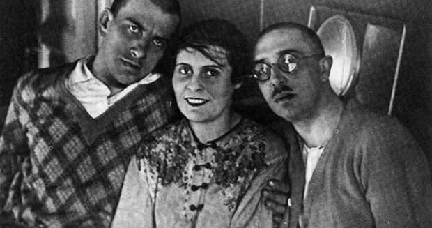 Тройнички русской литературы: писатели, которые жили втроем