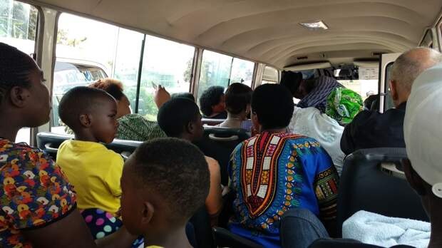Африканские заметки или прорыв под Кисуму. Часть 2