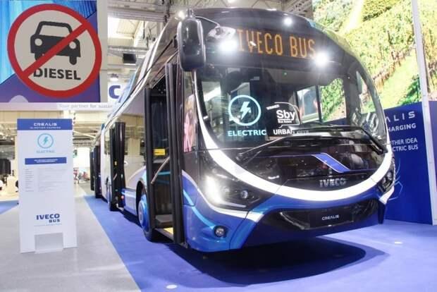 Электробусы на IAA: будущее пассажирского транспорта