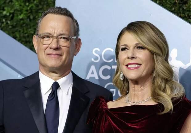 Том Хэнкс и его жена излечились от коронавируса