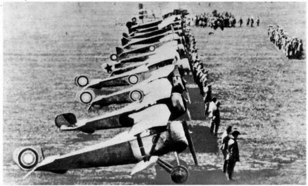 ВВС Российской империи. Начало