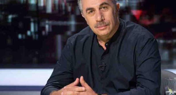 Доктор Комаровский отчитал Гордона. Журналист растерялся от такого напора