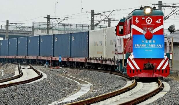 Китай и Россия увеличивают сотрудничество по всем областям, в том числе и в перевозке (фото из открытых источников)