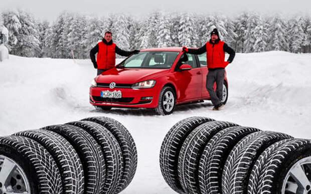 Лучшие нешипованные шины — большой тест «За рулем»