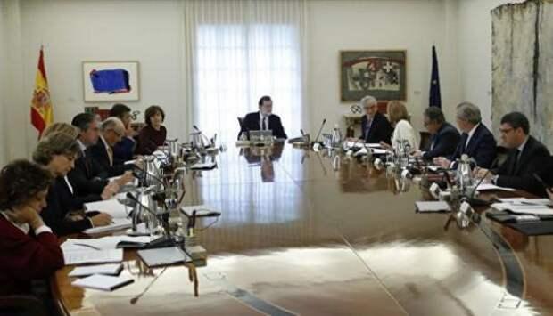 Мадрид одобрил применение статьи о приостановке автономии Каталонии | Продолжение проекта «Русская Весна»