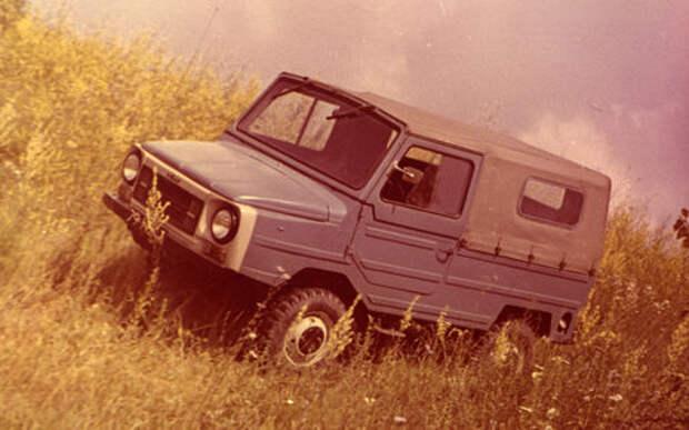 12 советских внедорожников – помните, какие из них можно было купить?