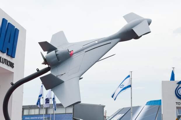 IAI Harop — израильский разведывательно-ударный БПЛА