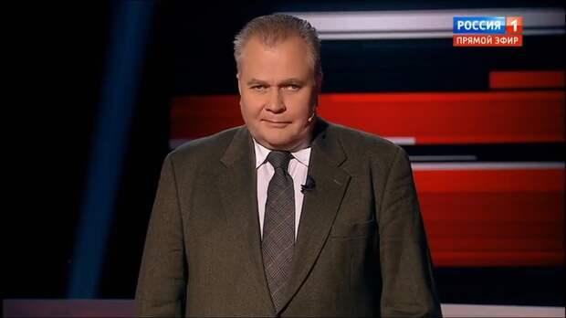 Легальный политолог Александр Сытин