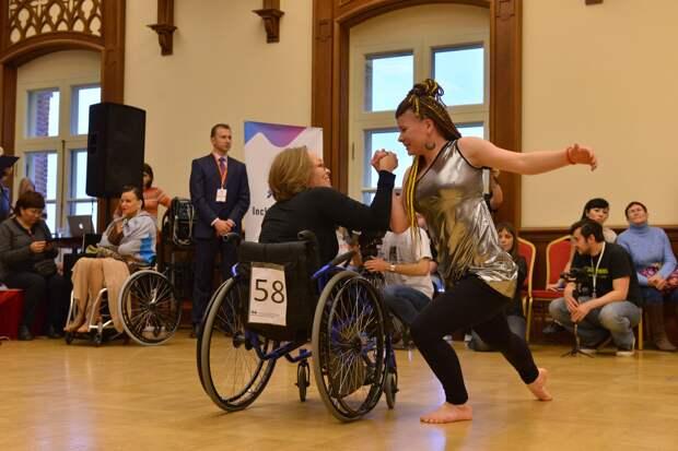 В Глазове откроется первая школа танцев для людей с ограниченными возможностями