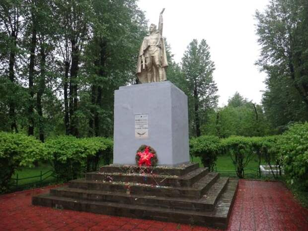 Памятник «Погибшим воинам – жителям района Капотня»/wikimapia.org