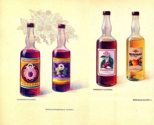 Алкоголь в СССР, о существовании которого мало кто знал СССР, диковинки, воспоминания, длиннопост, алкоголь, напитки, фотография