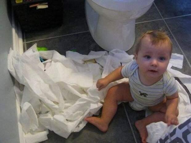 18 железных доказательств того, что детей нельзя оставлять одних