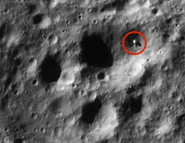 Уфолог разглядел «базу инопланетян» на астероиде Эрос