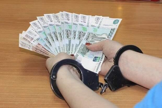 В Иркутской области арестован сотрудник ГУФСИН за взятку в 60 млн рублей
