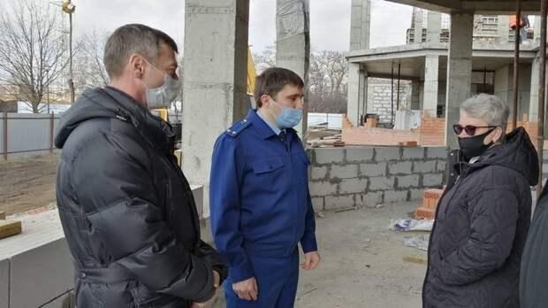 Прокуратура проконтролирует строительство двух детсадов в Таганроге