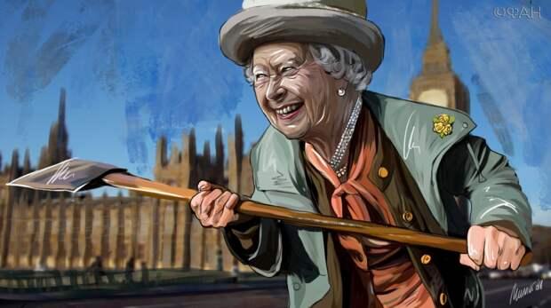 Лондон готов на «Крымскую войну» с Россией, лишь бы перебить угрозу потери Шотландии