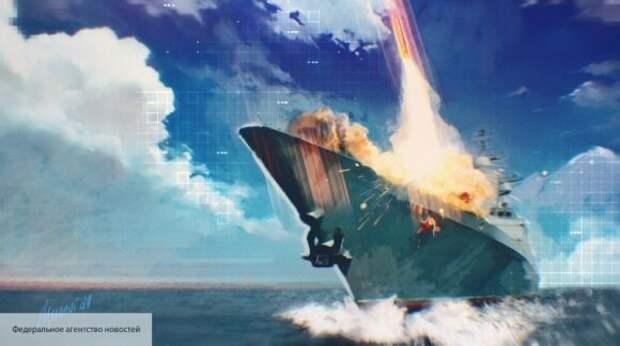 Необычный кадр «арктической ракеты» России появился в Сети