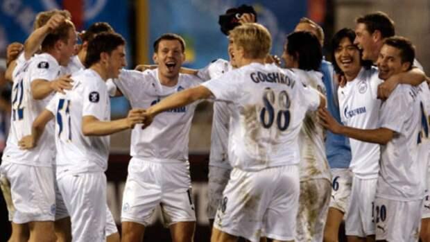 Аршавин иШироков прокомментировали слухи окупленной победе «Зенита» над «Баварией» вКубке УЕФА
